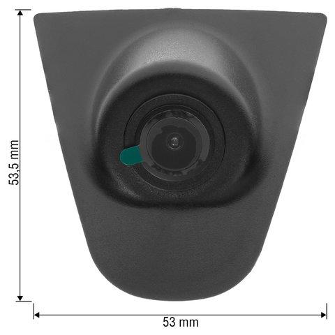 Камера переднего вида для Honda CRV 2012-2015 г.в., XRV 2015-2017 г.в. Превью 1