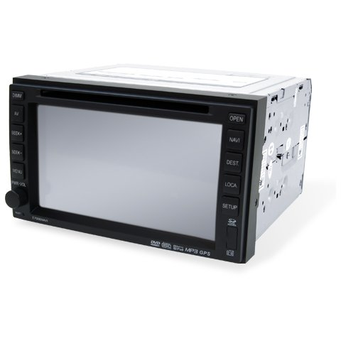Navigation and Entertainment System FlyAudio for Mitsubishi Outlander 2008 Preview 1