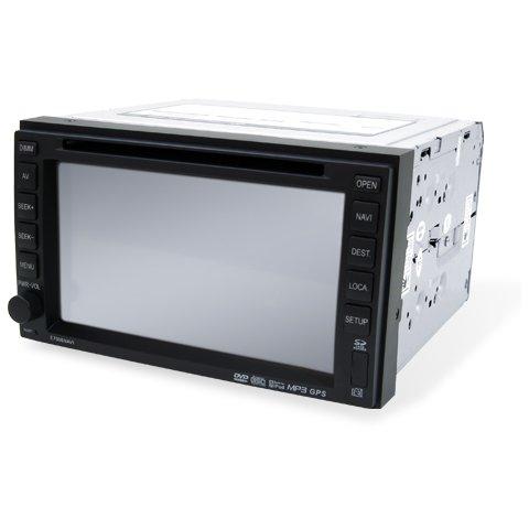 Мультимедийная навигационная система FlyAudio для Mitsubishi Outlander 2008 года Превью 1