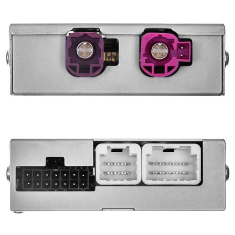 Front and Rear View Camera Connection Adapter for BMW with CIC System Preview 4