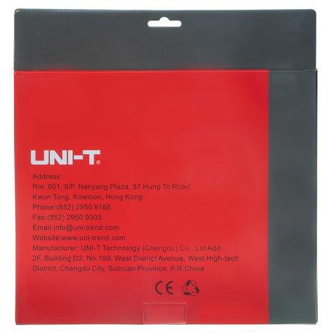 Портативный цифровой осциллограф UNI-T UTD1025CL