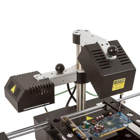 Инфракрасная паяльная станция Jovy Systems RE-7550 - Просмотр 6