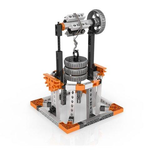 STEM-конструктор Engino Механіка: колеса, осі та похилі площини Прев'ю 2