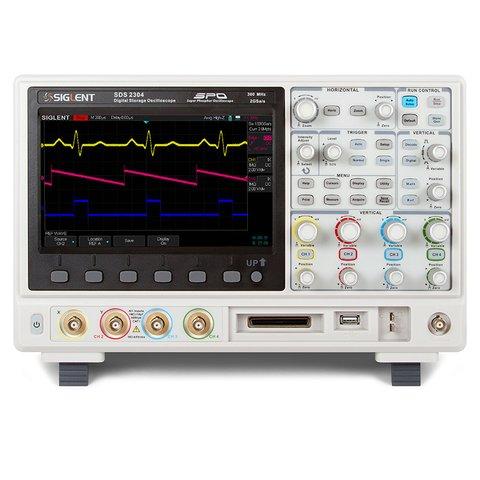 Digital Oscilloscope SIGLENT SDS2304 Preview 1