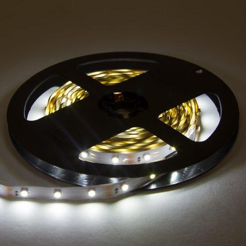 LED Strip SMD3528 (cold white, 300 LEDs, 12 VDC, 5 m, IP20) Preview 2
