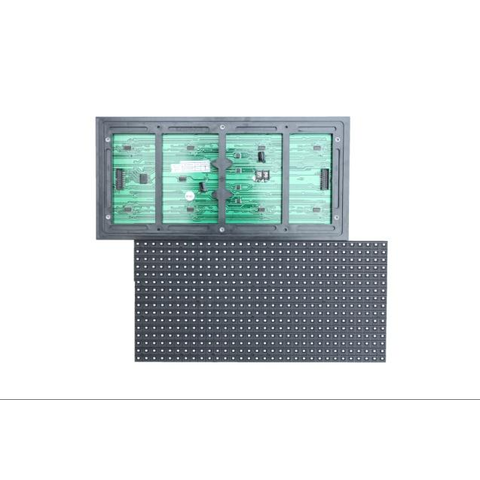 Outdoor LED Module P10-RGB-SMD (monochrome, white, 320 × 160 mm, 32 × 16 dots, IP65, 3800 nt) Preview 1